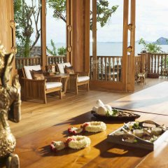 Отель Santhiya Koh Yao Yai Resort & Spa фитнесс-зал