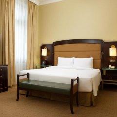 Гостиница Hilton Москва Ленинградская 5* Номер Делюкс с различными типами кроватей фото 19
