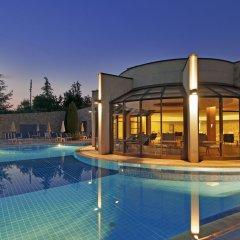 Отель Sollievo Terme Италия, Монтегротто-Терме - отзывы, цены и фото номеров - забронировать отель Sollievo Terme онлайн бассейн фото 3