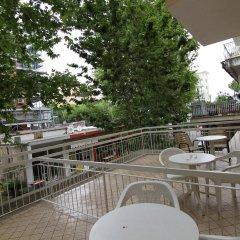 Jammin' Rimini Backpackers Hotel Римини балкон