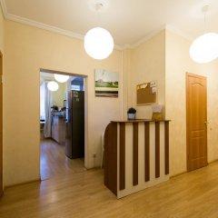 Makarov Hostel интерьер отеля
