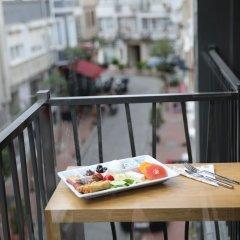 Roomers Nisantasi Турция, Стамбул - отзывы, цены и фото номеров - забронировать отель Roomers Nisantasi онлайн балкон