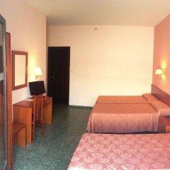 Отель Cuatro Naciones комната для гостей фото 3