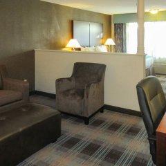 Отель Clarion Inn near JBLM США, Такома - отзывы, цены и фото номеров - забронировать отель Clarion Inn near JBLM онлайн комната для гостей фото 2
