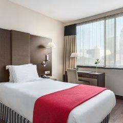 Отель NH Brussels Louise комната для гостей фото 3