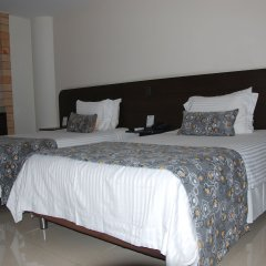 Hotel Acqua Express комната для гостей