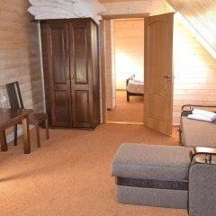 Гостиница Вилла Леку комната для гостей фото 5