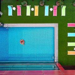 Отель Royal Plaza On Scotts Сингапур, Сингапур - отзывы, цены и фото номеров - забронировать отель Royal Plaza On Scotts онлайн бассейн фото 3