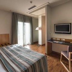 Отель Eurostars Mediterranea Plaza комната для гостей