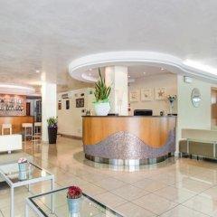 Отель Du Lac Италия, Римини - отзывы, цены и фото номеров - забронировать отель Du Lac онлайн интерьер отеля фото 3