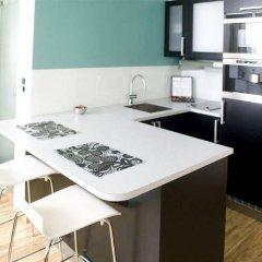 Апартаменты Majorstuen Apartments в номере