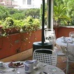 Отель Richmond Рим питание