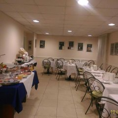 Отель Cityhotel Cristina Италия, Виченца - отзывы, цены и фото номеров - забронировать отель Cityhotel Cristina онлайн питание фото 3