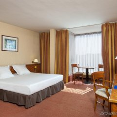 Отель Brussels Бельгия, Брюссель - 6 отзывов об отеле, цены и фото номеров - забронировать отель Brussels онлайн комната для гостей фото 3
