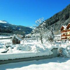 Отель Alphotel Tyrol Рачинес-Ратскингс бассейн