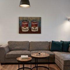 Отель Urban Heights 3BD Apt Греция, Афины - отзывы, цены и фото номеров - забронировать отель Urban Heights 3BD Apt онлайн фото 4