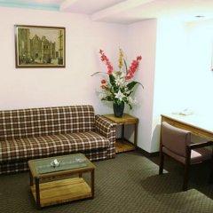 Отель Estoril Мексика, Мехико - отзывы, цены и фото номеров - забронировать отель Estoril онлайн комната для гостей фото 2