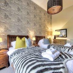 Апартаменты Amadeus Serviced Apartments Глазго комната для гостей фото 2