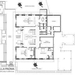 Отель Villa Padma фото 4