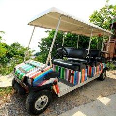 Отель Pinnacle Koh Tao Resort городской автобус