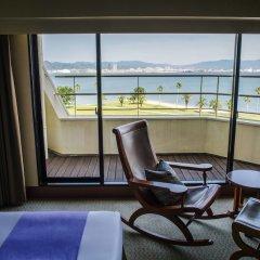 Отель Luigans Spa And Resort Фукуока балкон