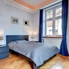 Апартаменты Grand Apartments - Brooklyn Сопот комната для гостей фото 2