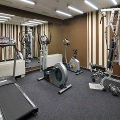 La Prima Fashion Hotel фитнесс-зал фото 2