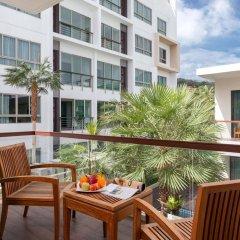 Отель The Regent Private Pool Villa Phuket балкон