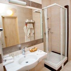 Отель Skyport Обь ванная