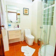 Palm Oasis Boutique Hotel ванная