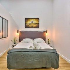 Отель 05 - Designed Parisian Flat комната для гостей фото 2
