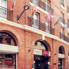 Отель Mercure Toulouse Centre Wilson Capitole hotel Франция, Тулуза - отзывы, цены и фото номеров - забронировать отель Mercure Toulouse Centre Wilson Capitole hotel онлайн вид на фасад