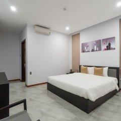 Отель Khong Cam Garden Villas Хойан комната для гостей фото 5
