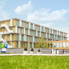Отель Holiday Inn Express Utrecht - Papendorp фитнесс-зал