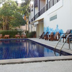 Отель Jinta Andaman бассейн