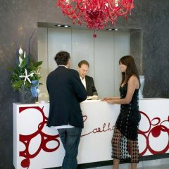 Отель Coelho Италия, Гаттео-а-Маре - отзывы, цены и фото номеров - забронировать отель Coelho онлайн интерьер отеля фото 2