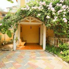 Отель GuestHouser 3 BHK Villa 338d Гоа парковка