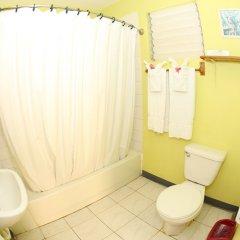 Отель Seastar Inn ванная фото 2