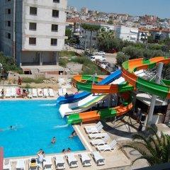 Отель Yat Otel Мармара бассейн