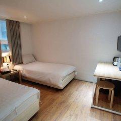 Отель Seoul 53 hotel Insadong Южная Корея, Сеул - 1 отзыв об отеле, цены и фото номеров - забронировать отель Seoul 53 hotel Insadong онлайн комната для гостей фото 5