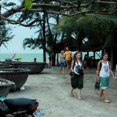 Отель Milk Fruit Homestay Хойан пляж фото 2
