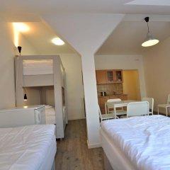 Отель Central Spot Prague Apartments Чехия, Прага - отзывы, цены и фото номеров - забронировать отель Central Spot Prague Apartments онлайн комната для гостей фото 2