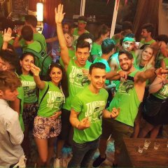 Jammin' Rimini Backpackers Hotel Римини развлечения