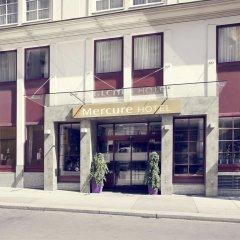 Отель Mercure Wien Zentrum вид на фасад фото 2
