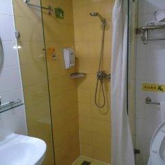 Отель Home Inn Ciyunsiqiao ванная