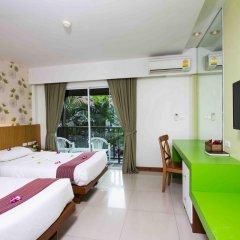Отель Baan Karon Resort 3* Стандартный номер с различными типами кроватей