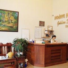 Golden Sea Hotel Nha Trang Нячанг интерьер отеля