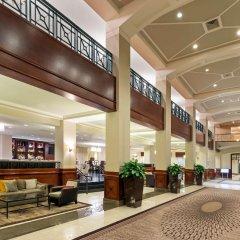 Отель The Capital Hilton США, Вашингтон - отзывы, цены и фото номеров - забронировать отель The Capital Hilton онлайн интерьер отеля фото 2