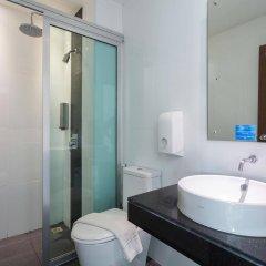 Отель Riverside Hotel Таиланд, Краби - 1 отзыв об отеле, цены и фото номеров - забронировать отель Riverside Hotel онлайн ванная