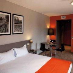 Отель Dock Ouest Residence Франция, Лион - отзывы, цены и фото номеров - забронировать отель Dock Ouest Residence онлайн комната для гостей фото 4